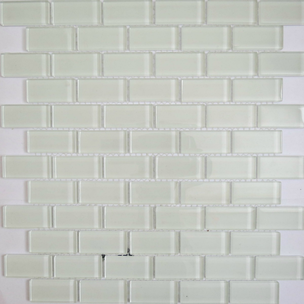 White subway tile sheets