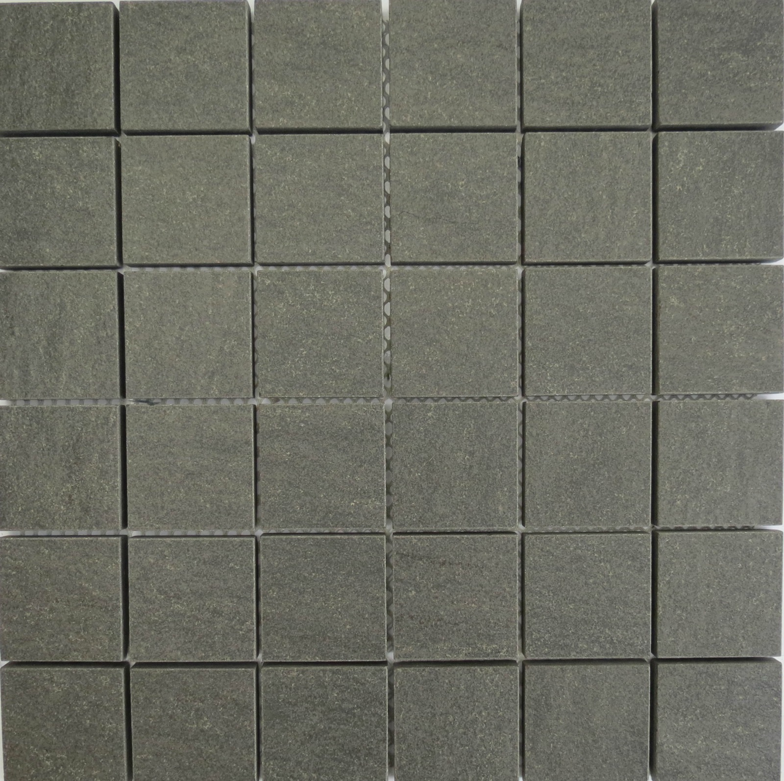 Brecon Dark Grey Mosaic Sheets