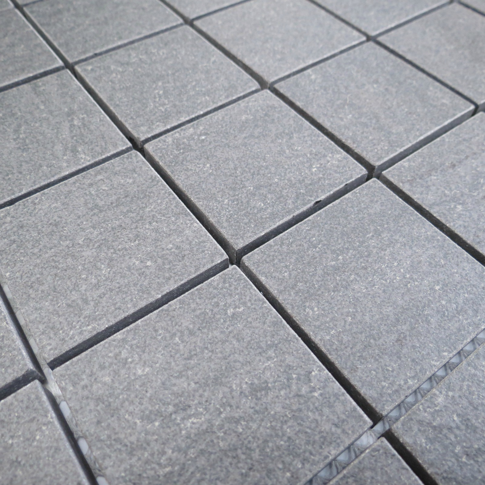 Brecon Dark Grey Mosaic SheetsBrecon Dark Grey Mosaic Sheets